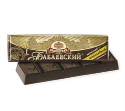 Батончик Бабаевский с шоколадной начинкой 50г - фото 4549