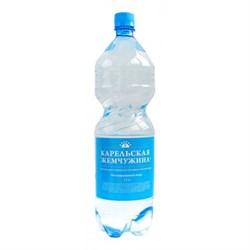 Вода Карельская жемчужина столовая негаз 1,5л - фото 4564