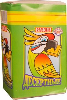 Вафли Хлебозавод Сампо десертные 200г - фото 4597