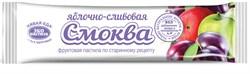 Смоква Эко пастила яблочно-абрикосовая 30г - фото 4603