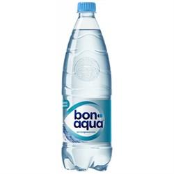 Вода Бонаква чистая питьевая негаз 1л - фото 4625