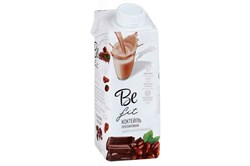 Коктейль Би Фи молочный шоколадный макиато 0,1% 250мл - фото 4673