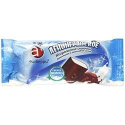 Мороженое эскимо Ленинградское в шоколадной глазури 80г - фото 4674