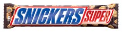 Сникерс супер 95г - фото 4686