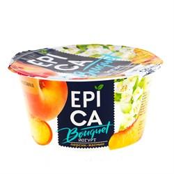 Йогурт Эпика персик-жасмин 4,8% 130г - фото 4715