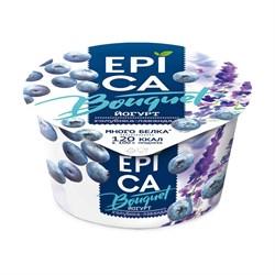 Йогурт Эпика голубика-лаванда 4,8% 130г - фото 4717