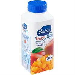 Йогурт Валио питьевой с манго 0,4% 330г - фото 4737