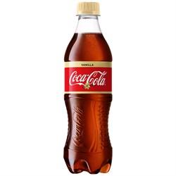Кока-Кола ванила 0,5л - фото 4738