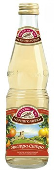 Напиток Черноголовка экстра-ситро 0,5л - фото 4801