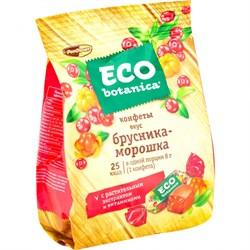 Конфеты Эко ботаника вкус брусника-морошка 200г - фото 4804