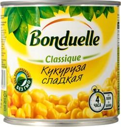 Кукуруза Бондюэль сладкая ж/б 340г - фото 4834