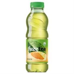 Чай освежающий Фьюз зеленый цитрус 1л пэт - фото 4853