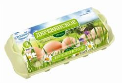 Яйцо Роскар Деревенское 1 кат 10 шт - фото 4854