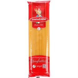 Макароны Паста Зара спагетти №4 500г - фото 4902