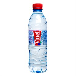 Вода Виттель минеральная не/газ 0,5л пэт - фото 4932