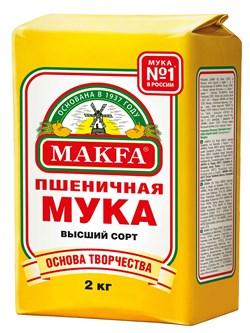 Мука Макфа в/с 2кг - фото 4982