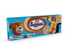 Пирожное Медвежонок Барни шоколад/орех 150г - фото 5034