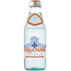 Вода Аква Панна минеральная негазированная 0,25л ст/б - фото 5052