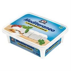 Сыр Медитеране брынза с морской солью 250г ван - фото 5070