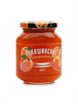 Варенье Лукашенские абрикосовое 450г - фото 5153