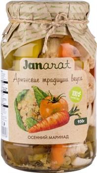 Овощи Джанарат осенний маринад 950г - фото 5166