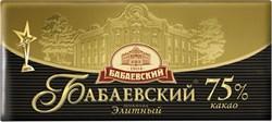 Шоколад Бабаевский элитный 200г - фото 5197