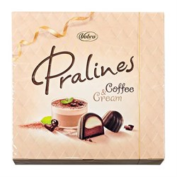 Набор конфет Вобро Пралине кофе-крем 127г - фото 5206