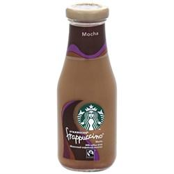 Напиток Старбакс молочный кофейный Фрапучино Мокка 1,2% 250мл ст/б - фото 5219