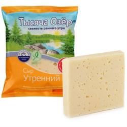 Сыр Тысяча озер утренний 45% 240г - фото 5235