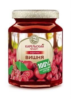 Варенье Карельский продукт из вишни 320г ст/б - фото 5237