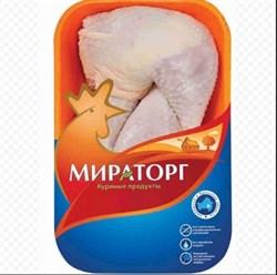 Окорочка Мираторг цыпленка с кожей 796г - фото 5239