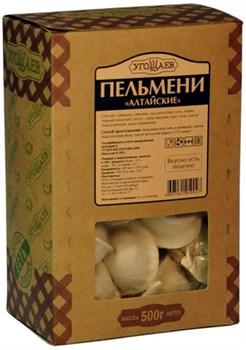 Пельмени Угощаев Алтайские 500г - фото 5280