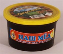 Мед Карельское общ. пче. натуральный гречишный 350г - фото 5285