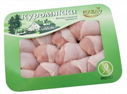 Голень Куромякки куриная охлажденная 1кг - фото 5302