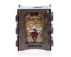 Чай Мама Карелия Иван-чай карельский с брусникой 40г ст/б п/у - фото 5316