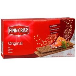 Сухарики Финн Крисп ржаные 400г - фото 5318