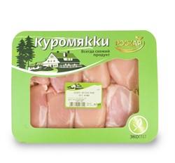 Бедро Куромякки куриное бескостное охлажденное 1кг - фото 5333