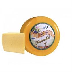Сыр Пошехонский 45% пл 100 г. - фото 5357