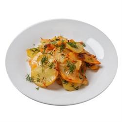 Картофель жареный по-украински 100 г. - фото 6650