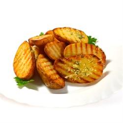 Картофель запеченый 100 г. - фото 6654