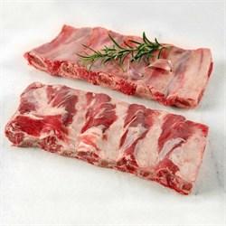 Ребрышки свиные п/ф 100 г. - фото 6688