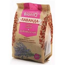 Добавка в чай Бионикью лаванда 30г - фото 6730