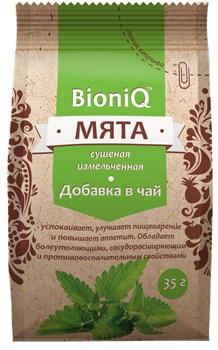 Добавка в чай Бионикью мята 35г - фото 6732