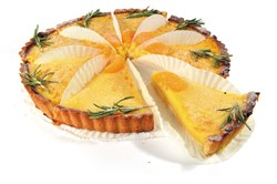 Пирог Апельсиновый рай 100 г. - фото 6740