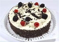 Торт шоколадно-банановый 100 г. - фото 6747