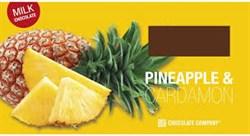 Шоколад СНСО молочный ананас-кардамон 100г - фото 6825