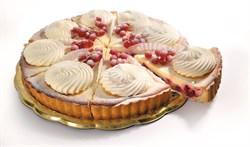 Пирог ягоды под снегом 100 г. - фото 6889