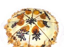 пирог Рождественский 100 г. - фото 6890