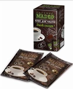 Кофе Мадео айриш крим 10 шт*10 гр - фото 6941