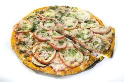 Пицца по-неаполитански* 100 г. - фото 6995